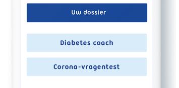 Uw Zorg online proeftuin van start met diabetescoach
