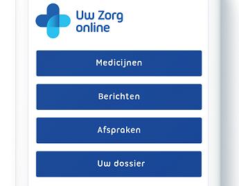 Livegang Uw Zorg online voor apotheken van start
